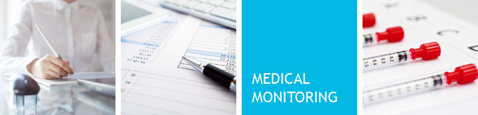 Medical Monitoring at bioskin